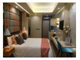 Sewa Harian, Bulanan & Tahunan Apartemen Bassura City – Unfurnished & Fully Furnished