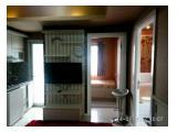 Di Sewakan Apartemen Greenlake Sunter Studio dan 2 kamar Fully Furnieshed Tower 1 dan 2