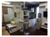 Disewakan Murah Apartemen Green Lake Sunter Tipe 2  Bedroom  Full Furnish