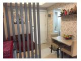 Disewakan apartemen green sunter tipe studio & 2 bedroom furnish/unfurnish