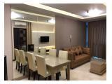 Disewakan Apartemen Bellagio Residence Mega Kuningan – 1 + 1 Bedrooms Nice Furnished