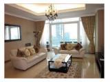 Sewa dan Jual Apartemen Kempinski Grand Indonesia – 2 / 3 / 3+1 BR Full Furnished
