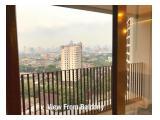 Sewa Apartemen 1Park Avenue Jakarta Selatan - 2 BR 137,5 m2 Furnished