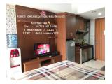 Disewakan Harian/Transit Margonda Residence 5 - Studio Fully Furnished Brand New Furniture