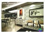 Disewakan Casa Grande Residences - 2 BR 92 m2 Fully Furnished