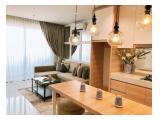 Disewakan Apartemen Paddington Unit 2BR Fully Furnished Brand New (Sebelah Binus University)