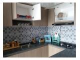 Sewa Apartemen Tamansari Mahogany Karawang - Dekat KIIC - 2 BR Lantai Rendah Fully Furnished
