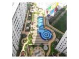 Sewa Apartemen Bassura City (Terusan Casablanca) – Type Studio Unfurnished + AC