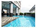 Disewakan Apartemen Cosmo Terrace - Studio, 1 BR Fully Furnished