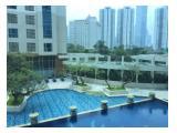 Disewakan Apartemen Casa Grande Residence 3 Bedrooms 102 sqm Full Furnished
