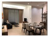 Disewakan Apartemen Lavie All Suites Kuningan - 2 BR 136 m2 Full Furnished