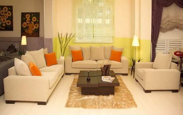 tips mempercantik ruang tamu apartemen di bulan ramadhan