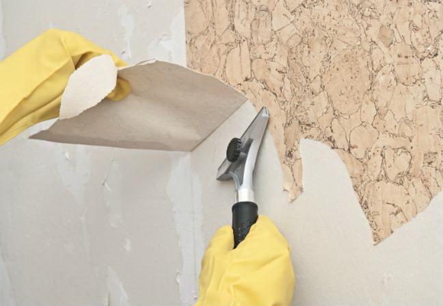 cara praktis menghapus wallpaper