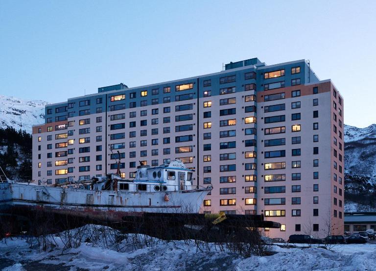 hodge building alaska