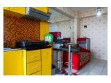 2BR Pino Green Pramuka Apartment By Travelio