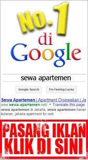 Pasang Iklan Apartemen