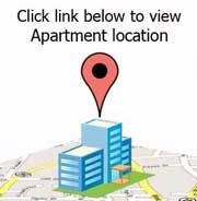 Map Location of Apartments in Indonesia