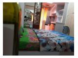 Sewa harian apartemen green lake view ciputat