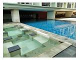 Disewakan Apartemen Tamansari Sudirman di Karet Kuningan - Studio Fully Furnished