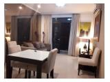 FOR RENT : Hampton's Park (1 BR / size 56m2) Balcony With Pool View, Fully Furnished.
