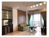 SALE & RENT : Senayan Residence, (Type 3+1BR) Size 165m2, Furnished, View Golf, Negotiable!