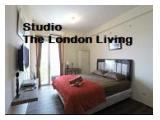 Sewa harian Citylight Ciputat UIN  The London Living