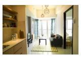 Dapur & Living area