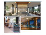 Luxury apartment facility