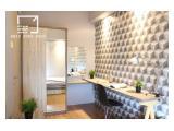 Sewa Apartemen Akasa Pure Living - 1 BR Luxurious Full Parquet Flooring