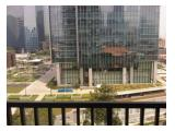 Disewakan Apartement Taman Sari Sudirman (Behind WTC / HSBC Building) - Studio Fully Furnished Clean and Well Maintained Unit