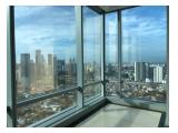 Disewakan Apartment Luxury Raffles Residences Kuningan Best View, South Jakarta – 4 BR