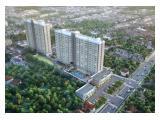 Disewakan Apartement Bintaro Park View, Studio, Lokasi Strategis