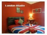 Sewa apartemen The London living Kebagusan City