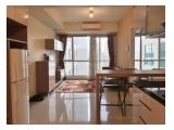 FOR RENT APARTMENT CASA GRANDE RESIDENCE TOWER MIRAGE 1BR LUAS 46 SQM