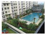 Disewakan Apartemen Scientia Res 2 Br 54m2 , 2 bathroom, View Pool and City