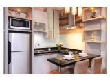 Disewakan Tamansari Semanggi Apartment - 1BR Furnished