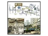 Disewakan Harian / Mingguan Apartemen The Edge Super Block Bandung – Studio Fully Furnished