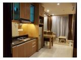 Sewa / Jual Apartemen Central Park di Jakarta Barat - 1 BR Fully Furnished, Nice Interior