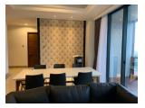 Brand New 3 BR Apartment, Fully Furnished @ District 8 SCBD, South Jakarta