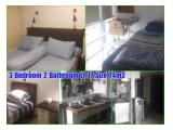 Disewa All Type Studio, 1BR, 2 BR & 3 BR - The H Residence - Good Unit & Nice