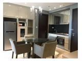 Disewakan Apartment Setiabudi Sky Garden di Jakarta Selatan – 2 BR 93 m2 Luxorius Fully Furnished