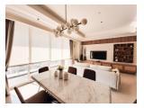 FOR RENT Pondok Indah Residence, Jakarta Selatan – (All Type: 1 / 2 / 3 BR) New & Negotiable Price