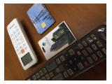 Access Card, Electricity Card, Remote