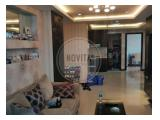 For Rent/ Disewakan Apartemen CBD Pluit - 3BR Furnished - View Pool and City