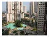 Disewakan Apartemen Thamrin Residences di Jakarta Pusat -Unfurnished
