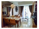 For Rent  Apartement Casa Grande Residence Phase II Tower Angelo 2BR luas 76 s2m Full Furnish