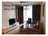Sewa Apartemen Residence 8 Senopati (SCBD), Bisa Langsung Pakai – 2 BR Fully Furnished, Luas 133 sqm