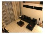 For Rent Apartement City Loft 1+1bedroom sudirman