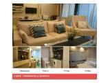Sewa Bulanan / Tahunan Apartemen Residences 8 Senopati Jakarta Selatan – All Type and Tower Fully Furnished