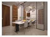 Sewa Apartment South Hill Kuningan 1 BR -Jakarta Selatan Private lift Fully furnished